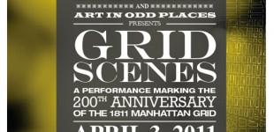 Grid Scenes Flyer