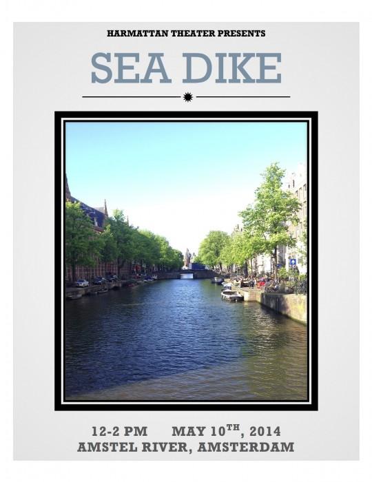 SEA DIKE  Poster 2