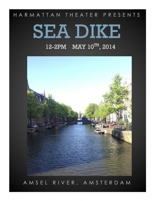 Sea Dike Poster